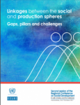 Cover Linkages between the social and production spheres